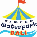 PROUDLY PRESENT THE CIRCUS WATERPARK BALI OFFICIAL LOGO
