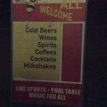 Visit the Buzz Bar