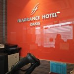 Photo de Fragrance Hotel - Oasis