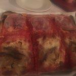 Half half pizza
