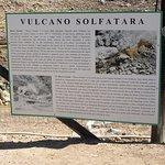 Vulcano Solfatara Foto