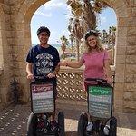 Segs Jaffa tour
