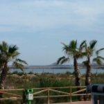a dos minutos parque natural de Las Salinas