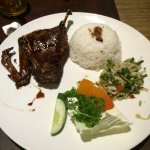 Grilled Duck Set (sauce was more sweet than savoury)