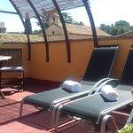 Terraza suite El Sol