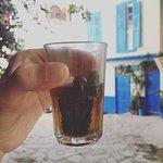 Mint Tea at Club Morocco