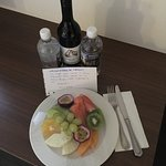 I like the way as an accor plus gold member I get such an enthusiastic welcome when I stay.