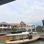 Foto di Chao Phraya River