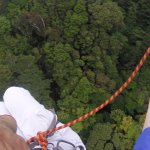 The view from the longest zip-line in Latin America!