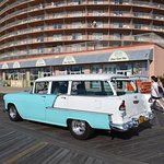 The Grand Hotel and Spa Cruise Parade Boardwalk