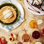 Bella Italia desserts