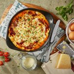 Bella Italia traditional lasagne
