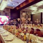 Ballroom VIP table
