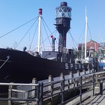 The Spurn Light Ship, Hull Marina