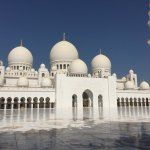 Foto di Grande Moschea Sheikh Zayed