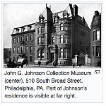 Johnson home on S. Broad St., Philadelphia, download from website
