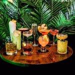 Amazing cocktails at Kingdom Liverpool.