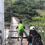 Most of the tour involves hiking in gorgeous landscapes