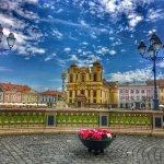 Piața Unirii (Platz der Vereinigung) Foto