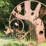 Monarch Sculpture Park Photo
