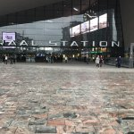 Outside Rotterdam Centraal