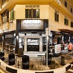 Tuckshop at Guillemard Road
