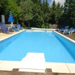 Our 9x5 Pool perfect for the warm summer months