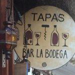 Photo de la Bodega