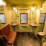 Inside Pullman Porters Exhibit
