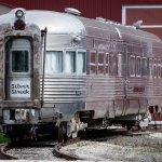 Silver Spirit Dining Car