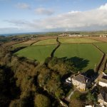 Looking from Nanplough to Mounts Bay