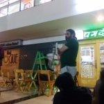 Poetry Slam in progress