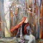 """Открытие выставки картин """"Красивым от сильных"""""""