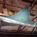 Foto di Museo dell'aeronautica svedese