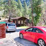 Entrance to Yosemite Nat'l Park