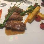 Non seulement les assiettes sont belles, équilibrées et bien colorées mais encore le goût est ex
