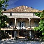 La maison principale du Moulin de Labique