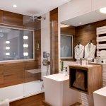 Chambres Les Terrasses avec vitrage opacifiant