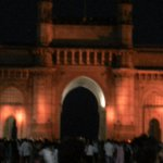 The Gateway by the evening