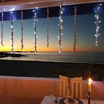 Romantic setting for small intimate dinners