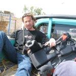 In viaggio dal Blue Hole verso l'entroterra del Sinai