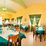 Interior del Restaurante Especializado Lina