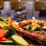 Never leave hungry at Westwinds Family Restaurant.