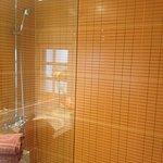 Walk in Showers / Ducha con mampara