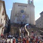escalinata y fachada