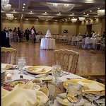 Reception ballroom picture