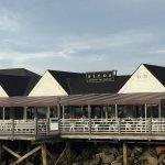 Siros Restuarant at Marina Bay in Quincy, MA
