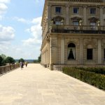 Grand concourse at the back of Cliveden