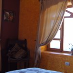 Condor Suite: View, balcony, private bathroom, gas heater, access to sauna, free WiFi
