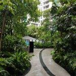 Chatrium Residence Sathon Bangkok Foto
